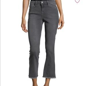 NWT Free People Straight Crop Jeans